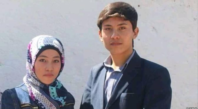 RIP To Afghani Shi'a Twins Farzana and Atta Rahimi: Aspiring Teacher and Future Lawyer Murdered By Zio-ISIS