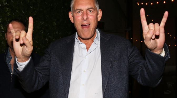 'Israeli' Culture Vulture, Banker And Devil Lyor Cohen Should Be Expelled From Hip-Hop