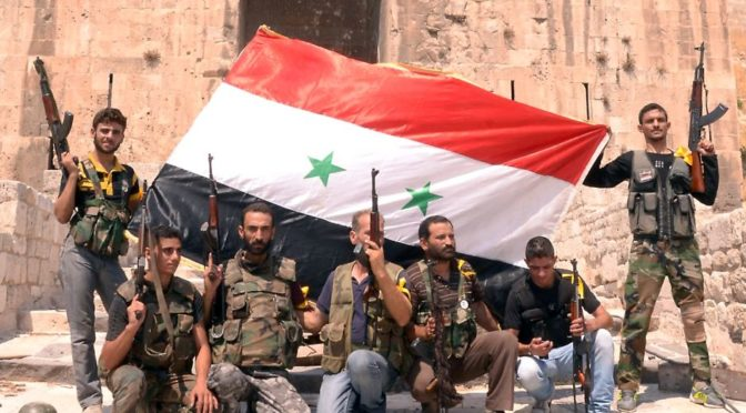 Happy 73rd Birthday To The Syrian Arab Army! Defeaters Of French Colonialism, Takfirism And Zionism!