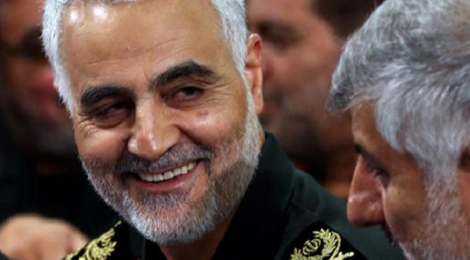 By God's Grace, Quds Force Commander Hajj Qassem Suleimani Survives US-'Israeli'-Saudi Assassination Attempt In Iraq's Salahuddine