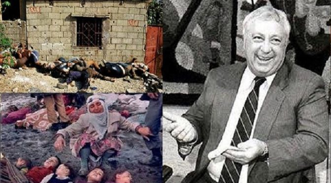 Zionist-Phalangist Slaughter Of 3,500 Palestinians And Lebanese Shi'a At Sabra & Shatilah 36 Years Ago Invokes The Memory of Ashoura