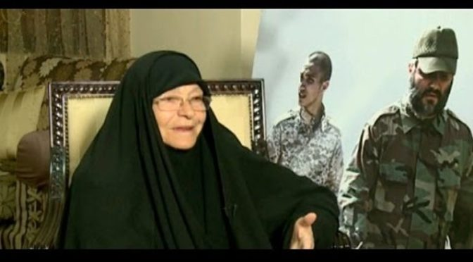 Matriarch and Mother of Mouqawamah Finally Joins Her Sons: Rest In Glory To Umm Imad, Hajjeh Amina Salameh (R.A.)