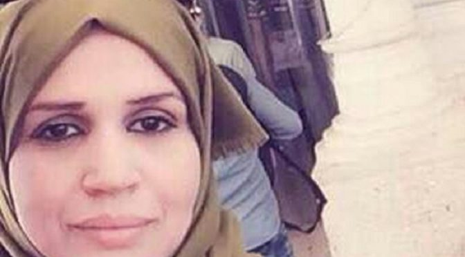 Medieval 'Israeli' Terrorism: Palestinian Mother Of 8 Aisha al-Rabi (R.A.) Stoned To Death By Hateful Jewish Settlers