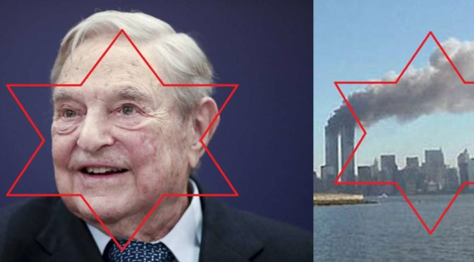 Zionist One-Man Regime-Change Machine George Soros Is Also A 9/11 Co-Conspirator