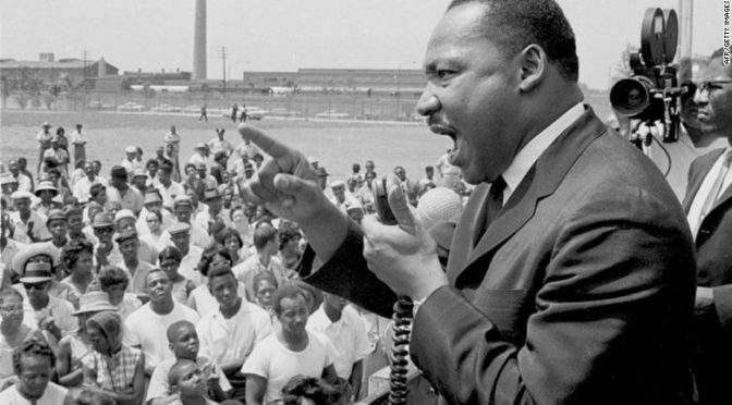 The Martin Luther King Jr. Paradox: From Jewish-Zionist Puppet And Uncle Tom To Pro-Palestine Anti-Imperialist Murdered By US-'Israeli' Agents