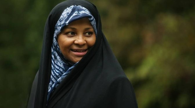 Free Marzieh Hashemi: African-American Muslim Revolutionary And Press TV Journalist Targeted By The FBI For Her Anti-Zionism