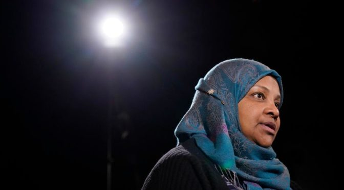 Global Solidarity Freed African-American Shi'a Muslim Revolutionary Journalist Marzieh Hashemi