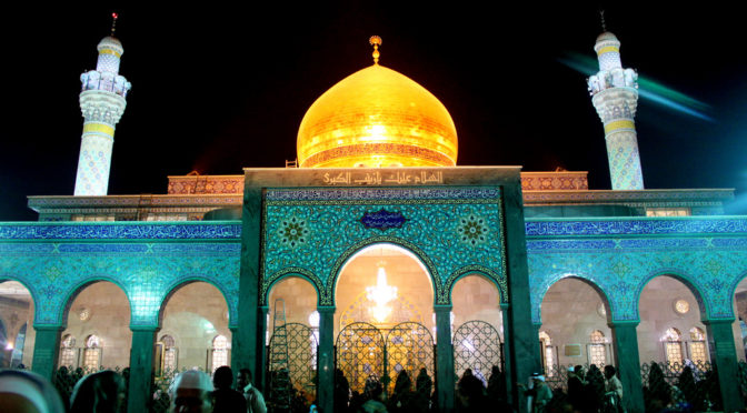 'Israel' Hit Damascus On Christmas Out Of Christ-Hatred, Now It Has Bombed Damascus On Zaynab's (A.S.) Birthday Out Of Islam-Hatred
