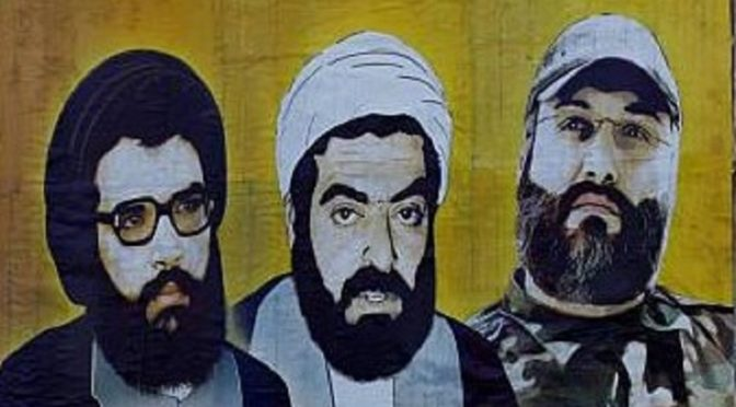 Martyred Leaders' Day 2019: The Sacrifices Of The Holy Hizbullahi Three Will Lead Us To Victory Over The Zio-Tumor
