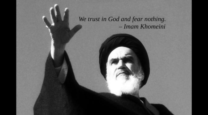We'd Be Living In Total Zionist Dystopia If Imam Khomeini (R.A.) And The Islamic Revolution Didn't Triumph On This Day 40 Years Ago