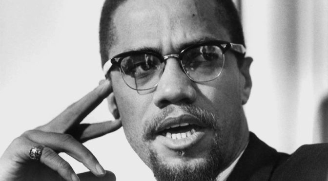 Martyrdom Anniversary 54 For Malcolm X (R.A.), Our Teacher: Oppose Jewish Supremacism As He Did Or Don't Speak His Name