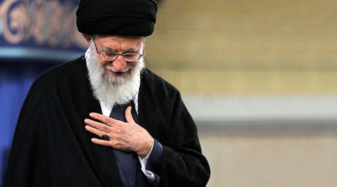 Imam Khamenei Is My Leader… And He's Yours Too