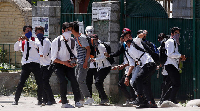 Land In Prison Or Join The Resistance: A Life Of Hardship For The Youth Of Occupied Kashmir
