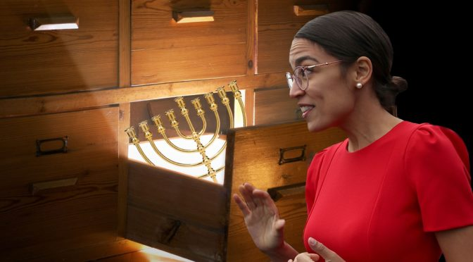 Alexandria Ocasio-Cortez Is Bankrolled By Zionism, Including Major 9/11 Nexus Point Skadden Arps