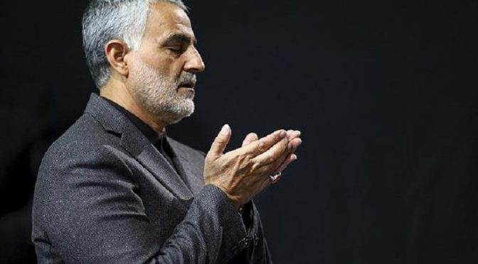 The US-Zionist Assassination Of Iran's Hajj Qassem Suleimani (R.A.) Will Only Accelerate The Liquidation Of Empire Judaica